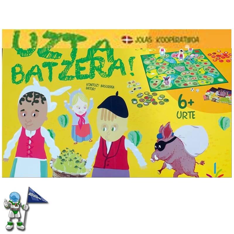 UZTA BATZERA | JOLAS KOOPERATIBOA