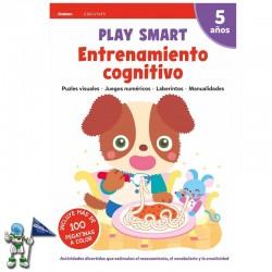 PLAY SMART , ENTRENAMIENTO COGNITIVO , 5 AÑOS