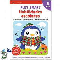 PLAY SMART , HABILIDADES ESCOLARES , 5 AÑOS