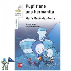 PUPI TIENE UNA HERMANITA , COLECCIÓN PUPI 20