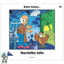 HURRIZTIKO TXITA , BEHIN BATEAN... 15