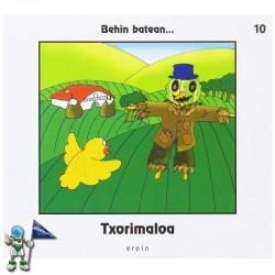 TXORIMALOA | BEHIN...