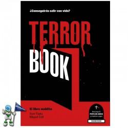 TERROR BOOK | EL LIBRO MALDITO