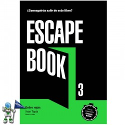 ESCAPE BOOK 3 , ENTRE REJAS