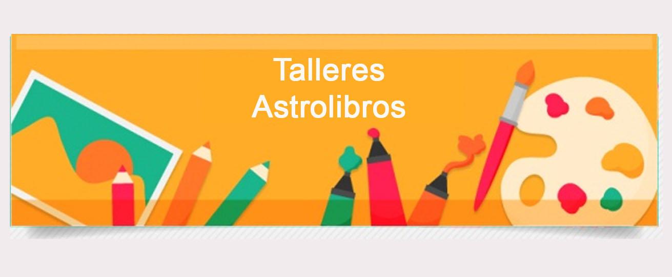 Talleres astrolibros Vitoria