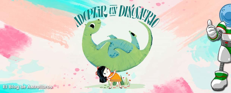 Dinosaurio bat adoptatu